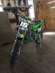 2007  kx 65 really good shape