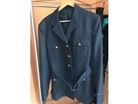 "Mens No1s Jacket RAF with Fg Off Rank and size 112L (44"")"
