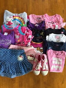 Hello Kitty lot - girls clothes and accessories  Kingston Kingston Area image 1