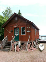 Waterfront Cabin on Lake Superior - Black Bay