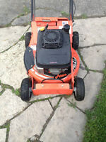 Ariens Pro 21 Self propelled COMMERCIAL !!!!!!!!