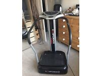 Confidence Fitness Vibration Exercise Plate