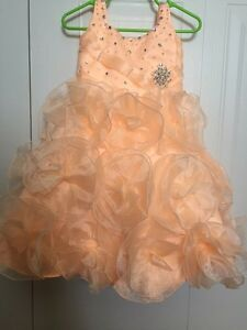 Baby girl Formal Dress. Size 12-18months $30 or Reasonable Offer West Island Greater Montréal image 1