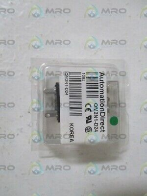 Automation Direct Qm2n1-d24 Relay Original Package