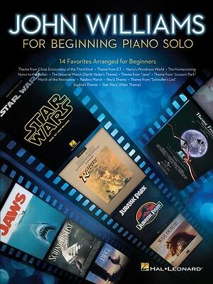 John Williams for Beginning Piano Solo Sheet Music Beginning Piano 000194545