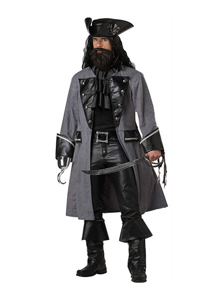 California Costumes Blackbeard the Pirate