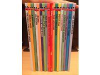WALT DISNEY'S WONDERFUL WORLD OF READING X18 NEW BOOKS