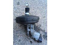 Mazda 6/3 brake master cylinder servo