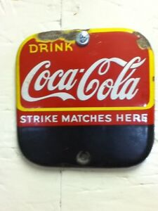 WANTED--VINTAGE COKE ITEMS---NELSON 380-2530
