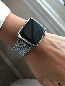 Apple Watch Sapphire Crystal 38mm
