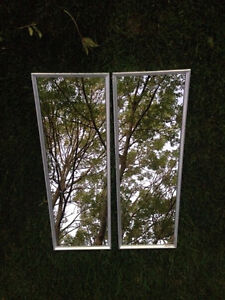 2 mirrors Kitchener / Waterloo Kitchener Area image 1