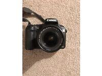 Canon EOS 20D DSLR camera