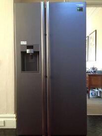 Samsung American style Fridge Freezer - like new!