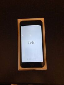 iphone 6 plus 16gb O2 space gray