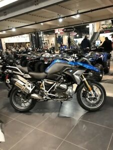 2019 BMW R 1250 GS Cosmic blue metallic
