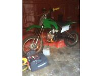 Motor bike 125cc