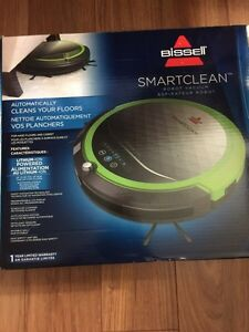 Brand new Bissell SmartClean Robot price negotiable  West Island Greater Montréal image 1
