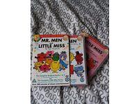 Mr Men and Little Miss DVD Boxset