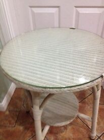 Glass Top Round Table - Can Deliver