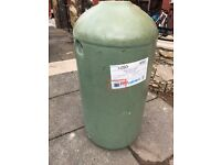 Cooper hot water cylinder 1050x450