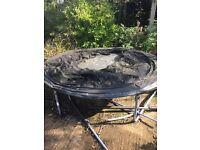 Outdoor 8ft trampoline