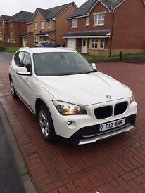 BMW X1 Xdrive 18d SE Arctic White (11plate)