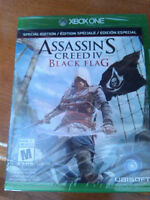 BRAND NEW Assassin's Creed IV Black Flag for XBOX ONE