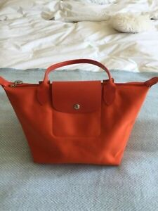 Longchamp medium planete bag