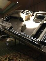 2016 Lowe Ultra 180 Cruise Pontoon w/ 40HP Mercury 4 Stroke
