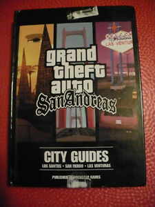 GRAND THEFT AUTO ( BOOK GUIDE )