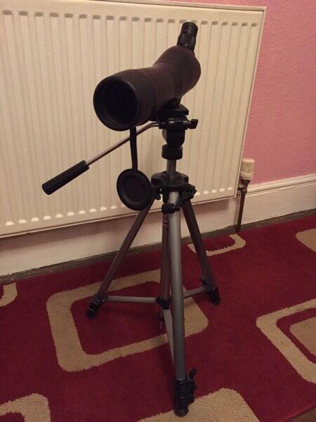 Exakta telescope