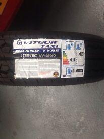 Black Cab Tyre
