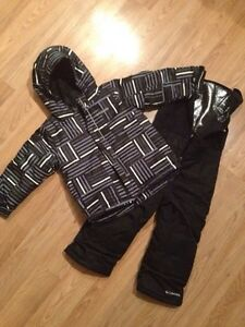 Columbia 2pc winter suit