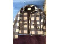 Boys 'no fear' jacket. Age 7-8 yrs