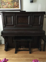 The piano Shaw