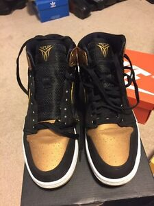 NIKE AIR JORDAN 1 MELO HIGH SIZE 9