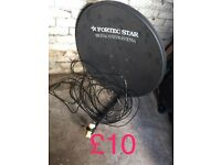 Satalite dish for sale