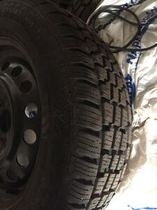 4 X-TREME WINTER TIRES London Ontario image 3