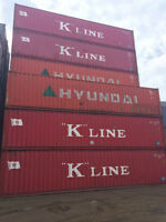 40' Storage/ Shipping Container for Sale & Rental