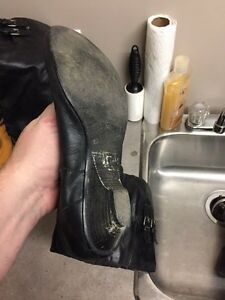 4 pairs of various boots  Strathcona County Edmonton Area image 2
