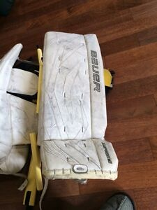 "Bauer One90 29 + 1"" Intermediate Pads"