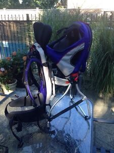 Child Carrier backpack.  Kitchener / Waterloo Kitchener Area image 3