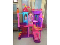 Barbie Secret Doors Castle