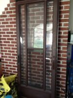 Metal screen door - LOWER PRICE!!!