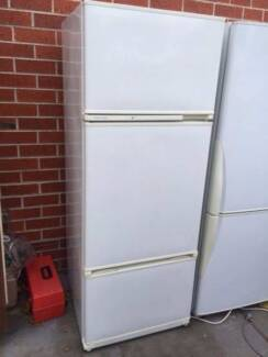 3 door 400 liter fisher &paykel fridge , can delivery at extra fe