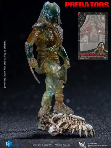 Hiya Toys Predators Active Camouflage Falconer Predator 1:18 Scale Action Figure