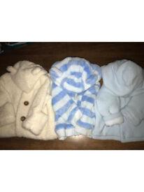 3 baby boy winter warmers