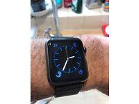 Apple Watch 42mm sport £170