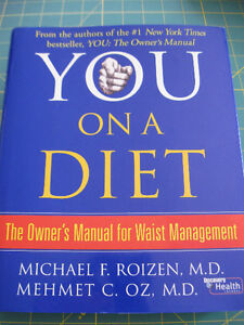 Three hard cover Dr. Oz books Prince George British Columbia image 2