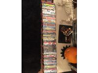 Various family DVDs